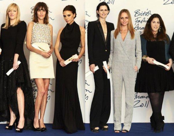 British Fashion Awards 01
