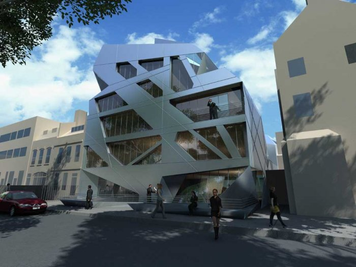 Hoxton Square building