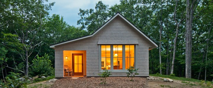 Energy-efficient pre-fab