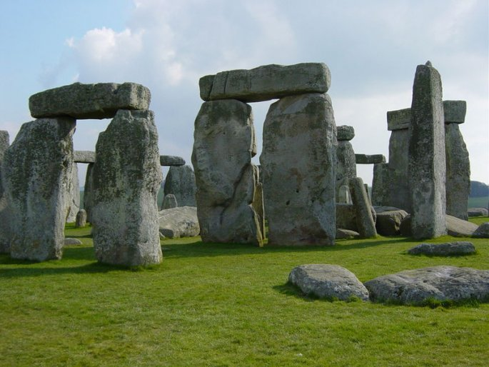 Historical places in uk