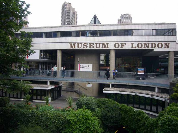 Museum of London Building