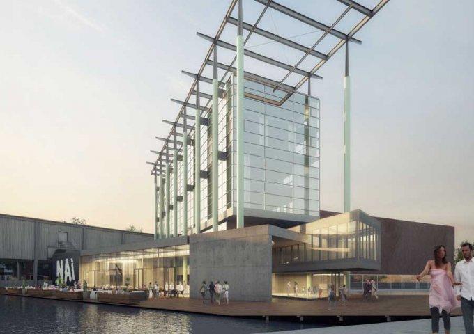 NAI Building Rotterdam