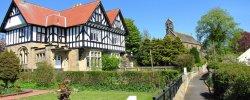 Elizabethan style house