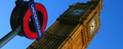 Famous landmarks in United Kingdom