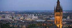 University of Glasgow address