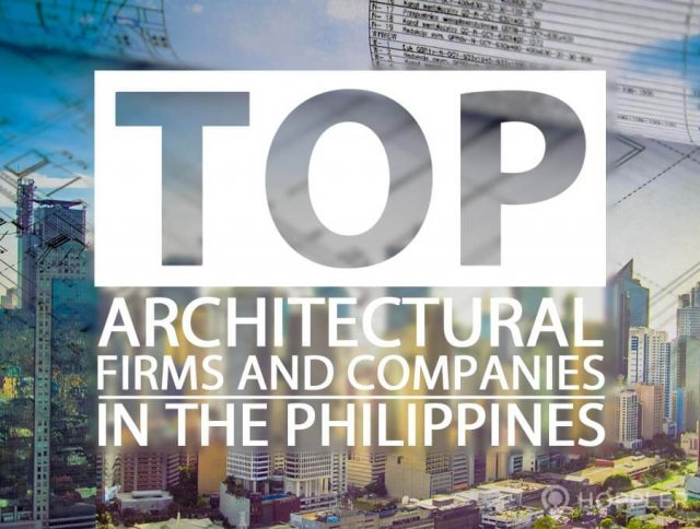 Top architectural firms and