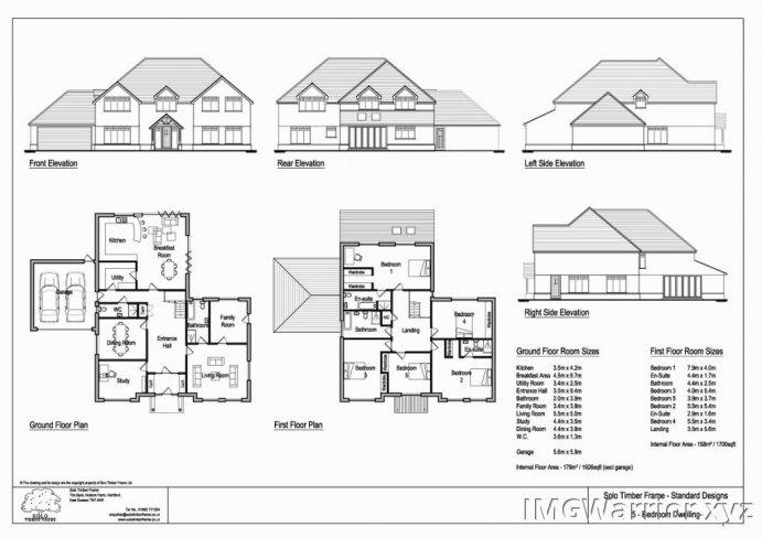 Uk House Floor Plans