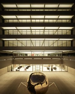 American Enterprise Group - National Headquarters Renovation / BNIM. Image via AIA