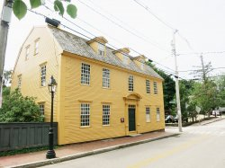 Chase House, Strawbery Banke Museum | Portsmouth, New Hampshire
