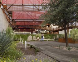 Mariposa Land Port of Entry Expansion and Modernization / Jones Studio. Image via AIA