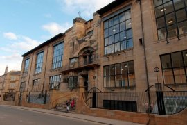 The Glasgow School of Art i