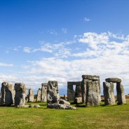Historical places in the UK