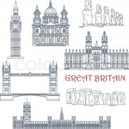 Landmarks Of Great Britain